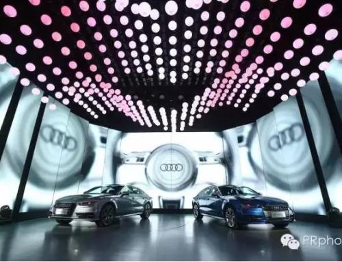 Eventregie: Audi A7 Launch in Shanghai für den Chinesischen Markt