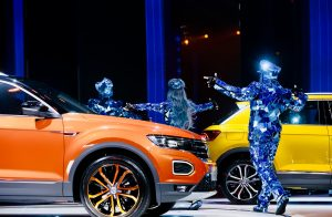 Volkswagen T-Roc 2018 China National Launch